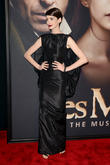 Anne Hathaway, Les Miserables, New York Premiere and Ziegfeld Theatre