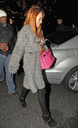 Lindsey Lohan and Dorchester Hotel