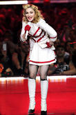 Madonna, North American and The American Airlines Arena