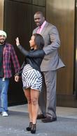 Shaquille Oneal and Nicole Alexander