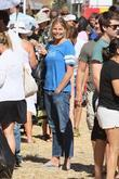 mariel hemingway at the malibu chili cook off malib