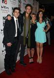 Freddie Smith, Blake Berris, Kate Mansi and Camila Banus