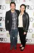Pablo Larrain and Antonia Zegers attend the 50th...