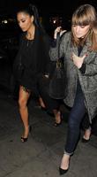 Nicole Scherzinger, Nobu Berkeley, Box Club and Soho