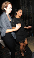 Nicole Scherzinger, Nobu Berkeley, Box Club, Soho
