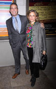 Andy Cohen and Amy Sedaris Opening night performance...