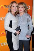 Katie Couric and Barbara Walters