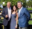 Donald Trump, Cassadee Pope and Mark Bellissimo