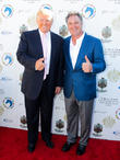 Donald Trump and Mark Bellissimo