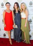 Georgina Bloomberg, Cassadee Pope and Paige Bellissimo