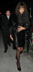 Naomi Campbell and Bafta