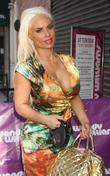 CoCo Austin arriving for the Wendy Williams Show...