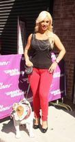 Coco Austin leaving the Wendy Williams Show New...