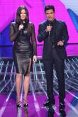 Khloe Kardashian, Mario Lopez and The X Factor