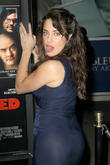 Alanna Ubach A Haunted House Premiere held at...