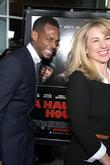 Marlon Wayans, Lisa Blum and ArcLight Hollywood