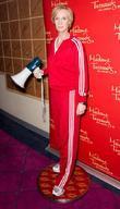 Jane Lynch and Madame Tussauds