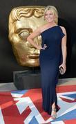 Tina Hobley and British Academy Television Awards