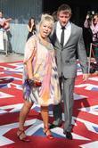 Tina Malone and Bafta