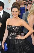 Kelly Brook and British Academy Television Awards