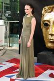 Laura Haddock and British Academy Television Awards
