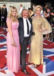 Holly Willoughby, Fearne Cotton, Leigh Francis and British Academy Television Awards