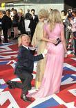 Leigh Francis, Fearne Cotton, Holly Willoughby, British Academy Television Awards