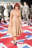 Sheridan Smith and British Academy Television Awards