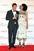 Dominic West and Sophie Okonedo