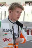 Nico Hulkenberg, Ger and Team Force India Mercedes