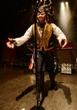 Adam Ant performs live in concert at Shepherd's...