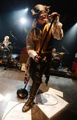 Adam Ant Performs Live In Concert...