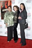 Mimi Rogers, Lainie Kazan, Karen Black and Grauman's Chinese Theatre