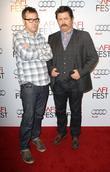 Bob Byington and Nick Offerman