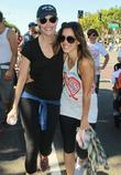 Leslie Bibb and Carly Pope