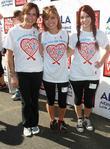 Nikki Deloach, Jessica Lu and Jillian Rose Reed