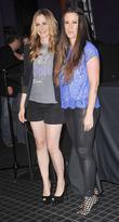 Alanis Morissette and Alicia Silverstone