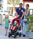 Jessica Alba, Cash Warren, Honor Marie Warren, Haven Garner Warren