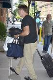 Alec Baldwin is seen entering his Greenwich Village...