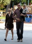 Ali Larter, Hayes MacArthur and Theodore MacArthur