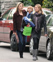 Ali Larter and Theodore Hayes