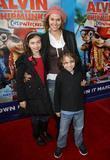 Amy Brenneman and El Rey Theatre