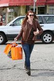 Alyson Hannigan Alyson Hannigan out shopping  Featuring:...