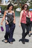 Alyson Hannigan seen out and about in Brentwood...