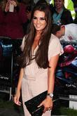 Danielle Lloyd, Spider Man and Odeon Leicester Square