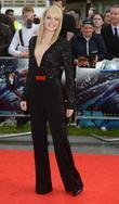 Emma Stone, Spider Man and Odeon Leicester Square