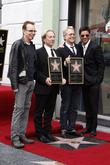 Billy Bob Thornton, John Stamos and Star On The Hollywood Walk Of Fame