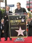 Billy Bob Thornton and Star On The Hollywood Walk Of Fame