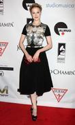 Evan Rachel Wood, Beverly Hilton Hotel