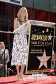 Jennifer Aniston, Star On The Hollywood Walk Of Fame